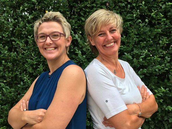 Ruth Lüttel und Andrea Thalmann - Freude, Liebe, Leichtigkeit